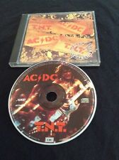 AC/DC T.N.T. RARE 1995  EARLY PICTURE CD ALBERT PRODUCTIONS 4770832  AUSTRALIA