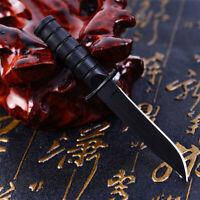 Necklace Fruit Knife Camp Outdoor Hunt Survive Pocket Self Defense Opener