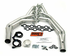 "Chevy Camaro Pontiac Firebird 1 7/8"" Doug's Headers 1998-99 Silver Ceramic D3339"