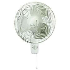 "LASKO 3016 16"" Oscillating Wall Fan"