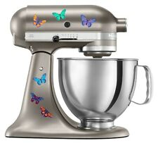 Beautiful Butterfly Mixer Decal Set for Kitchen Aid Mixer or Other Flat Surface