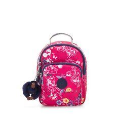 Kipling D ALBER Disney Minnie DOODLE PINK Small Backpack Crossbody Bumbag RRP£87