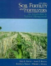 Soil Fertility and Fertilizers: An Introduction to Nutrient Management 6th Edit