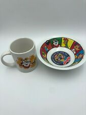 Tony the Tiger Coffee Mug 2002 Ceramic Cup Kelloggs Frosted Flakes Cereal Bowl