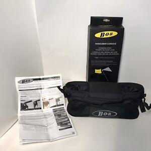BOB Single Handlebar Console for BOB Single Strollers *Tire Pump Not Included*