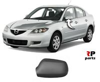 FOR MAZDA 3 03-09 MAZDA 2 03-07 NEW WING MIRROR COVER CAP FOR PAINTING LEFT N/S