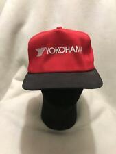 Vintage Yokohama K Products Snapback Hat Cap Made in USA