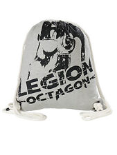 Legion Octacon MMA Rucksack. Backpack. 100% schwere Baumwolle/Cotton.30x34x22cm.