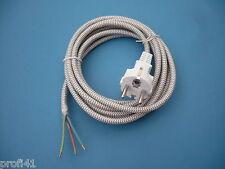 Bügeleisenkabel Kabel Bügeleisen Stromkabel Anschlusskabel Länge: 3m 3x0,75mm²