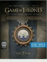 Game of Thrones: The Complete Third Season [New Blu-ray] Boxed Set, Fu