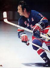 Vintage Original BRAD PARK 1973 New York Rangers NHL POSTER