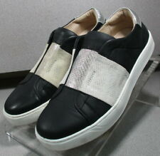 7813891 LDF20 Women's Shoes Size 6.5 M Black Leather Slip On Johnston & Murphy