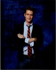 MATTHEW MORRISON Signed Autographed GLEE 8X10 Photo C