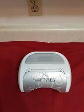 Gelish 18G Professional Salon Gel Nail Polish LED Light Lamp ( no power cord)