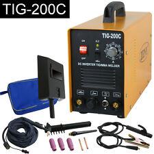 200 AMP 2in1 DC Inverter Welder TIG MMA ARC Welding Machine Dual Votage 110&220V