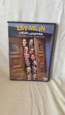 Let Me In ~  I Hear Laughter - A Salute To Friars Club - DVD OUT OF PRINT