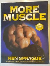 More Muscle by Ken Sprague (Paperback, 1996)