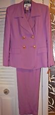 Jones of New York Lilac Pant Suit - Size 6
