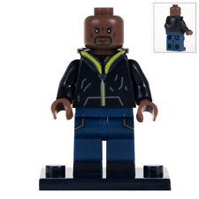Luke Cage - Marvel Universe Lego Moc Minifigure, Sealed Gift For Kids [#2]