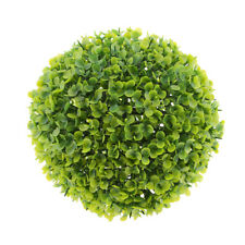 22cm Artificial Ball Indoor Outdoor Topiary Plants Pool Patio Decor Green