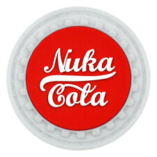 PVC Morale Patch Nuka Cola Fallout Theme 3D Badge Hook #49 Paintball