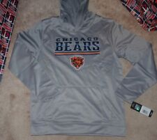 NEW NFL Chicago Bears Hoodie Hooded Sweatshirt XL X-Large 18 Youth Boys NWT