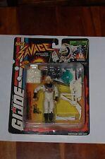 Arctic Stormtrooper-GI Joe Sgt. Savage-MOC
