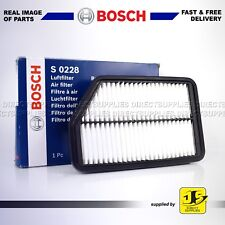 Fits HYUNDAI i30 i40 ix35 KIA CARENS SPORTAGE 1.6 1.7 2.0 BOSCH AIR FILTER S0228