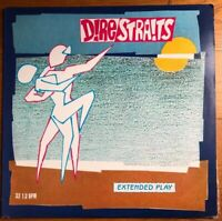 """DIRE STRAITS – 29800-0A 12"""" Extended Play PROMO"""