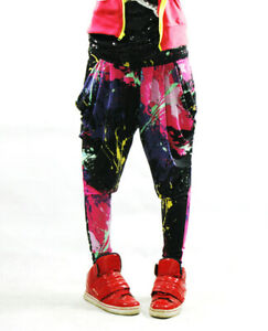 Pantalones Hip Hop En Pantalones De Mujer Compra Online En Ebay