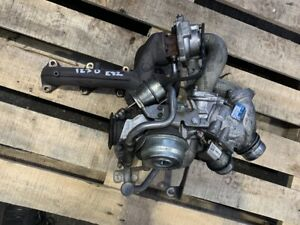 Genuine BMW 123D N47S Twin Turbocharger Turbo 7800607