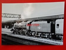PHOTO  BR STANDARD CLASS 4 LOCO NO 75069 (V3) AT GLOUCESTER RAILWAY STATION 8/85