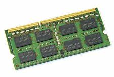 4GB DDR3 (1x4GB) 1333MHz PC3-10600S 2Rx8 SO-DIMM 204-PIN Portátil RAM Memoria Stick
