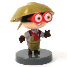 Furuta Choco egg mini figure Splatoon2 13.Sheldon