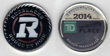 OTTAWA REDBLACKS OFFICIAL LIMITED EDITION INAUGURAL SEASON COLLECTOR COIN