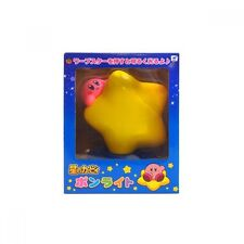 Nintendo Official Hoshi no Kirby Dream Land Pon Light Warp Star Kirby Figure