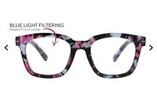 Peepers - To The Max - Blue Light Reading Glasses - Pink Quartz - Protect Eyes