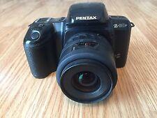 PENTAX FILM CAMERA Z50P With SMC PENTAX F 1.4-5:6 35-80mm Lens