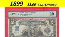 1899 =  $2.00 SILVER certificate = FR 258 = N83146354->