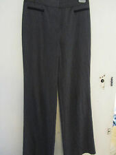 Black & White Mix M&S Smart Bootcut Chinos Trousers Size 10 Medium - L31 - NWOT