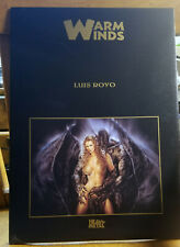 HEAVY METAL PROFOLIO LUIS ROYO WARM WINDS LIMITED EDITION SIGNED # 2913/3000