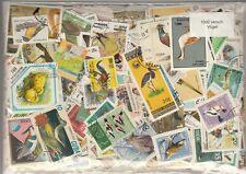 1000 verschiedene Briefmarken Vögel , Vogel , Birds , pajaro