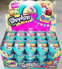 "Shopkins ""2-Pack Shopping Basket"" SEASON 3 Rare, Ultra Rare, Limited Edition NEW"