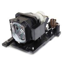 Alda PQ Beamerlampe / Projektorlampe für HITACHI DT01022 Projektor, mit Gehäuse