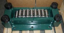 "Hilman 100-Xot-07234 100-Ton Capacity Industrial Roller Assy 9.38"" x 14"" x 28"""