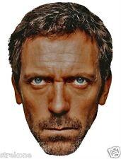 HUGH LAURIE TV's Dr. Greg HOUSE MD - Big Head Shot - Window Cling Sticker Decal