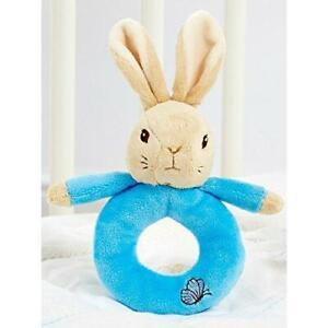 Rainbow Designs Beatrix Potter Peter Rabbit Ring Rattle