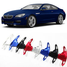 Alloy Steering Wheel DSG Paddle Extension Shifter Cover Fit For BMW 6 Series 14+