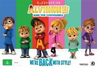 ALVIN & THE CHIPMUNKS: WE'RE BACK WITH STYLE! COLLECTOR'S SET (2015) New/Damaged