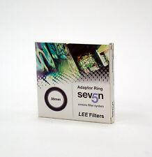 Lee Filters siete 5 39mm Adaptador Anillo. a estrenar. Lee filters/Hecho en Inglaterra
